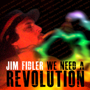 We need a revolution artwork