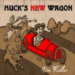 Huck's New Wagon