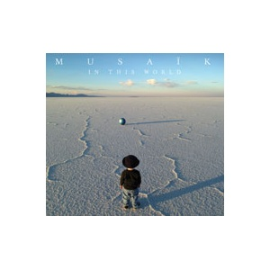 Musaik - In This World - CD Package