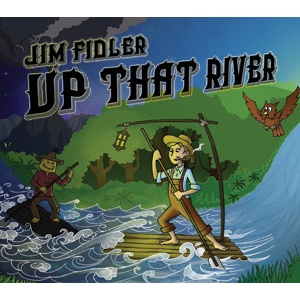 Up That River - CD Package